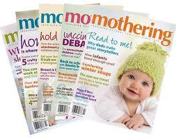Mothering Magazine's 30th Anniversary