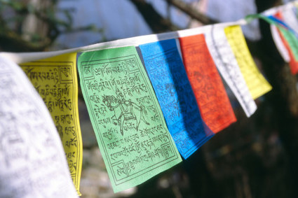 DIY Prayer Flags