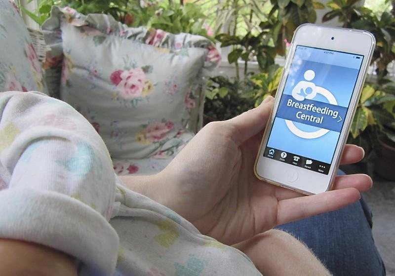 Breastfeeding Mom Apps