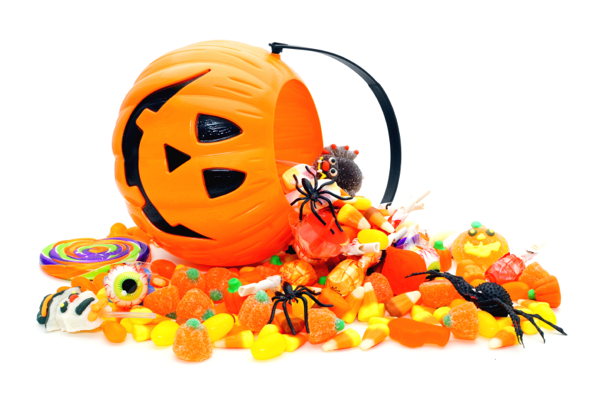 every halloween you marvel at the kaleidoscope of colorful candies your children collect when they go trick or treating while you might assume these