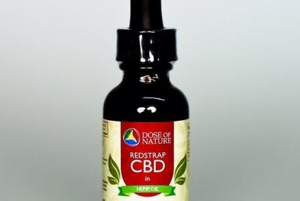 Redstrap CBD Oil