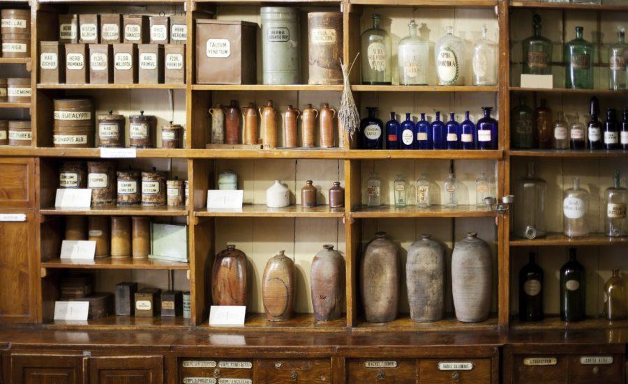 Family Friendly Medicine Cabinet