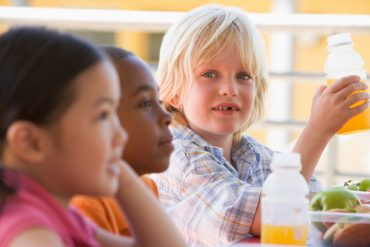 School Breakfast on the Rise