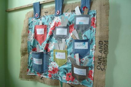 Sew a Gratitude Banner
