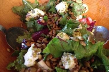 End of Summer Salad