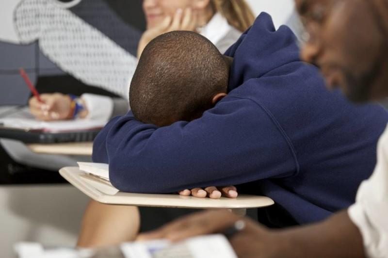 Teens Need More Sleep