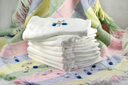Great Cloth Diaper Change