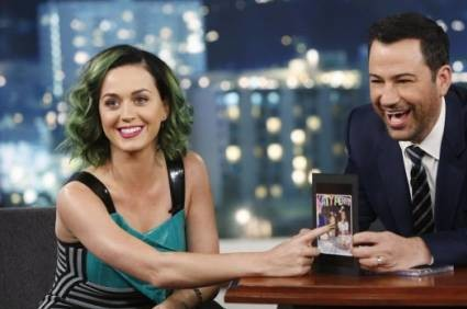Katy Perry as Doula