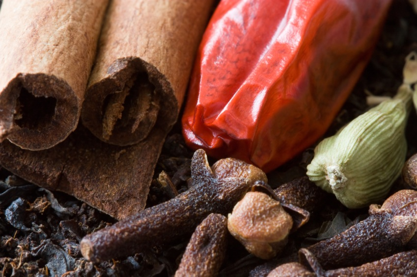 Spices for Chai Tea
