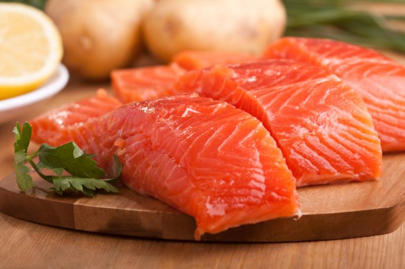 Red Chili Salmon
