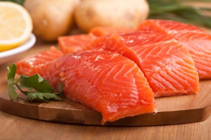 Recipe for Red Chili Salmon