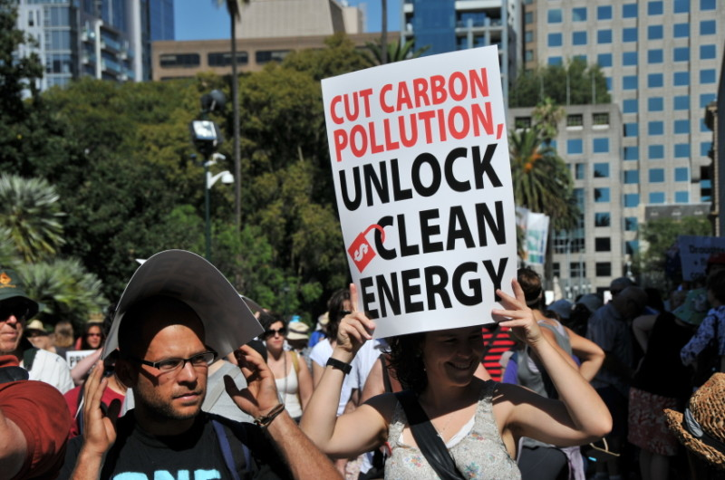 Climate Change Good News