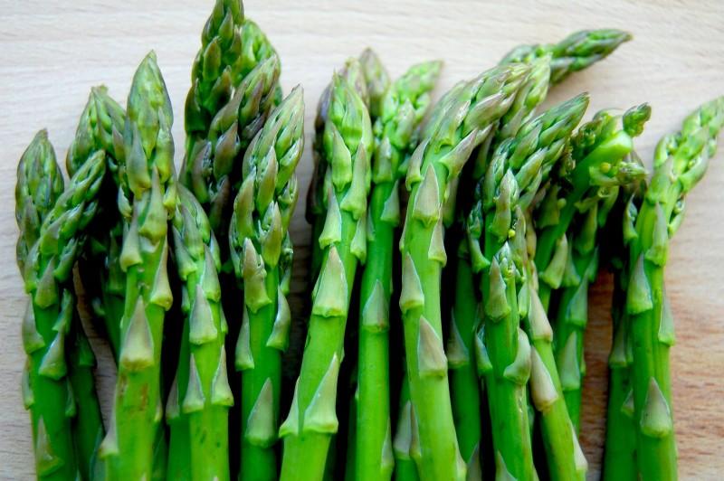 Rice Asparagus Salad