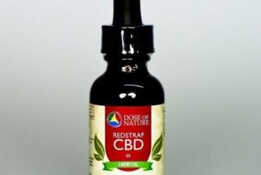 Redstrap CBD Oil