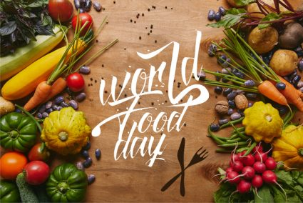 Promoting World Food Day