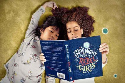Stories for Rebel Girls
