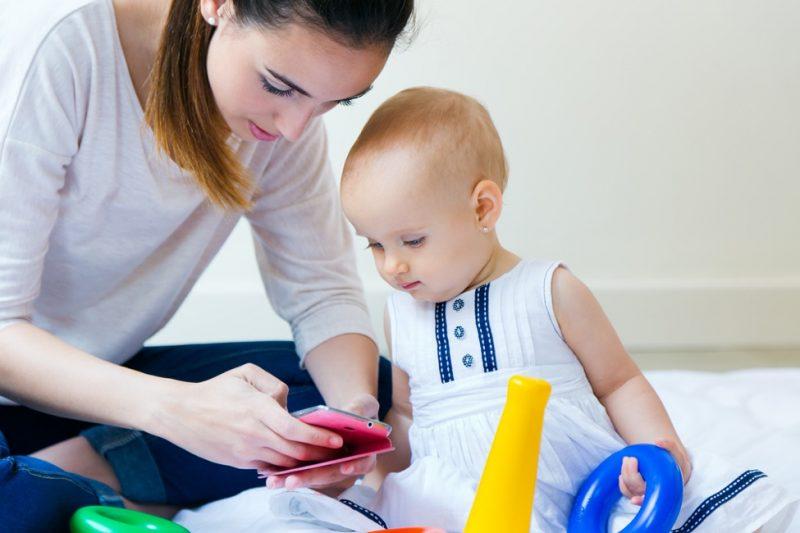 Smartphones & Toddler Self-Esteem