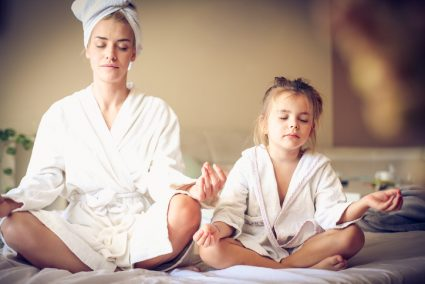 Meditation: Finding Time for Mom