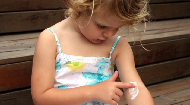 Heal Your Child's Eczema Naturally