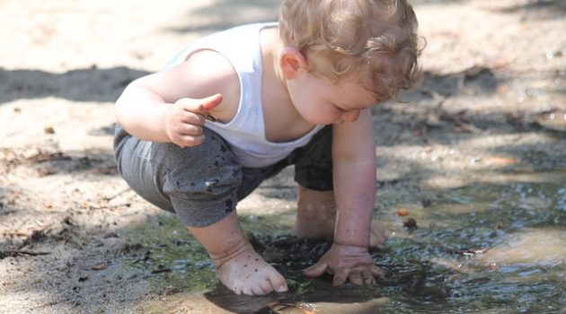Mud is Great for Your Kids, Even Science Agrees