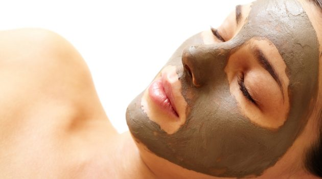 DIY Clay and Egg White Facial