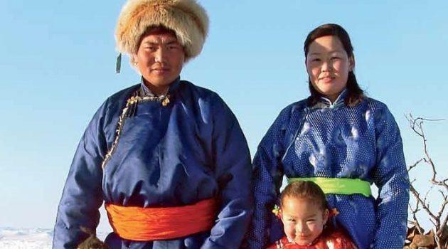 Breastfeeding in Mongolia